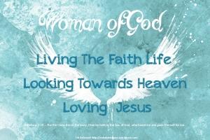 woman of god- faith